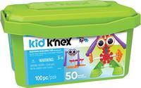 k'nex Budding Builders startersbox 100-delig