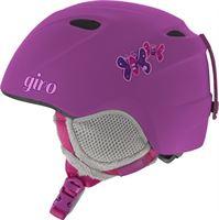Giro Slingshot 680.79090.065 - Skihelm - Berry Butterflies - Kids Maat XS