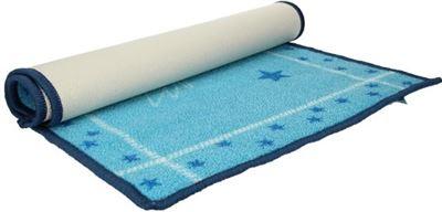 Betere lief! lifestyle Lief Blauw Hoogpolig Tapijt voor Kinderen met OX-22