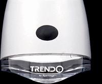 Spanninga koplamp Trendo Xb chroom
