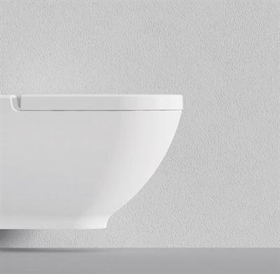 Super Hangend Toilet Met Bidet WD59