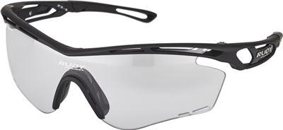 44d0d69649bfba Rudy Project Tralyx ImpactX Photochromic 2Black Sportbril Mat Zwart