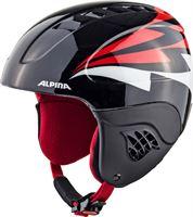 Alpina Carat Helm Kinderen zwart