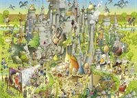 Heye Degano - Funky Zoo - Jurassic Habitat - 1000