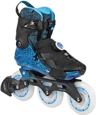 6b4925457e8 Powerslide Inline Skates Vi Fothoni 2 3-wheel Zwart Maat 36