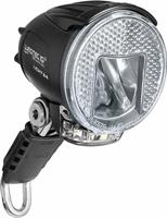 Busch & Müller Busch & Müller - Lumotec IQ Cyo RT - Fietskoplamp - LED - 40 Lux - Standlicht - Zwart