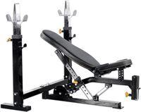 Powertec - Workbench Olympic Bench 11