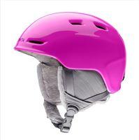Smith ZoomJunior Unisex Skihelm - Pink - 48-53cm