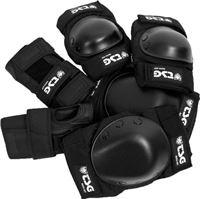 TSG Skate Protectie Set Senior - Zwart
