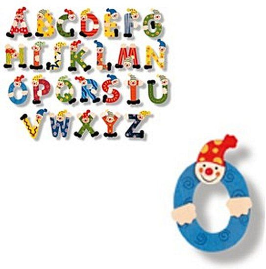 Simply for Kids Houten naam letter O