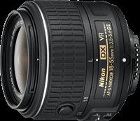 Nikon AF-S DX NIKKOR 18–55mm f/3.5–5.6G VR II