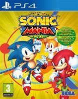 Sega Sonic Mania Plus
