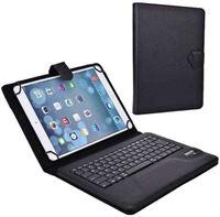 Case2go Universele Alcatel Bluetooth toetsenbord hoes zwart