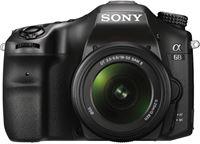 Sony α 68 + 18-55mm