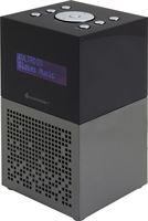 Soundmaster UR210AN DAB+ / FM wekkerradio met USB laadfunctie