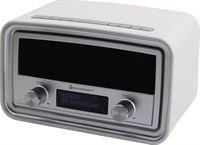 Soundmaster UR190WE DAB+, en FM wekker radio