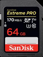 Sandisk Exrteme PRO 64 GB