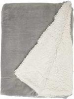 Unique Living Lars fleece plaid XL - 100% polyester Fleece polyester