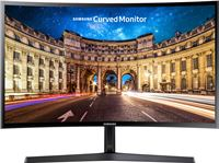 Samsung Curved Full HD Monitor 24 inch LC24F396FHU
