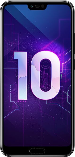Honor 10 128 GB / zwart / (dualsim)