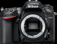 Nikon D7200 + 18-200MM VR II + 16 GB + Tas