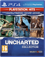 PLAYSTATION GAMES Uncharted: The Nathan Drake Collection PS4