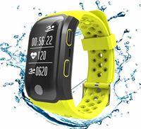 Smartwatch-Trends 903 Activity Tracker - met GPS - Hartslagmeter - Fitness Horloge - Stappenteller - Calorieteller - -Slaapmonitor - Groen