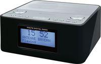 Soundmaster UR170SW DAB+, en FM wekker radio