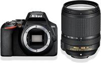 Nikon D3500 + AF-S DX 18–140 VR