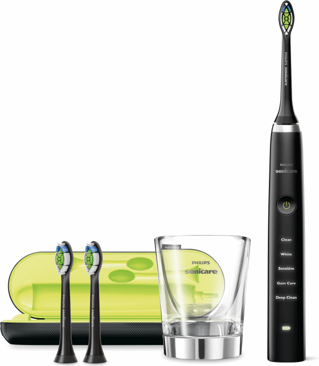 Philips Sonicare DiamondClean HX9353 zwart