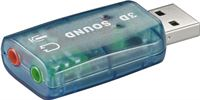 Goobay USB - Soundcard 2.0 OHL
