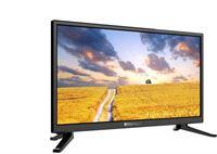 Opticum Camping LED TV 24 met DVB-S2 HD DVB C en DVB-T2 tuner met HEVC / H.265