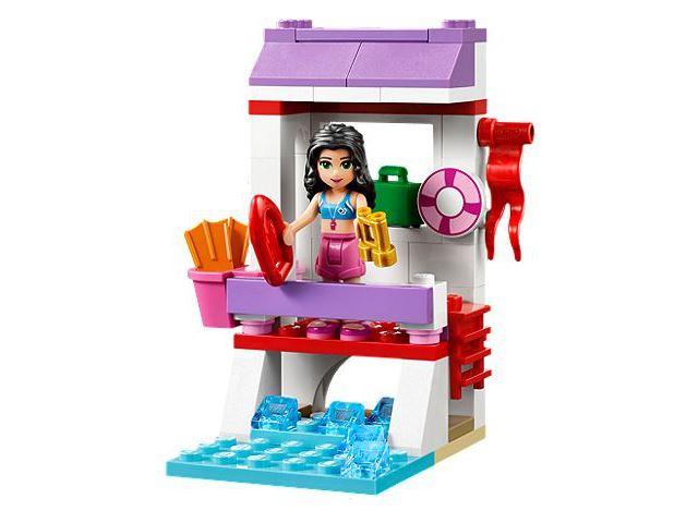 Lego Friends Emmas Lifeguard Post Specificaties Kieskeurignl