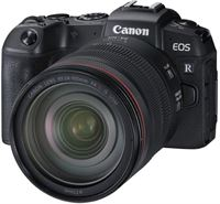 Canon EOS RP Body + RF 24-105mm f/4L IS USM lens + Mount Adapter EF-EOS R