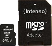 Intenso 64GB MicroSDHC