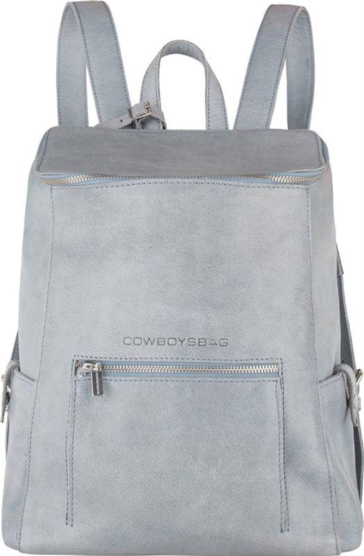 18407d99084 Cowboysbag - Rugzakken - Backpack Delta 13 Inch - Sea Blue