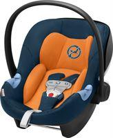 Cybex Aton M i-Size Sensorsafe Baby Autostoeltje Tropical Blue