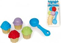 Adriatic Zandvormen Cupcake
