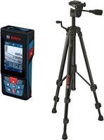 Bosch GLM 120 C Afstandsmeter in tas incl. BT150 statief - USB/Bluetooth - 120m