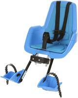 Bobike - Mini Classic Fietsstoeltje met Kussenset - Blauw