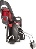 Hamax Caress fietsstoeltje grijs/rood unisex grijs