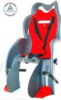 HTP sanbas - Fietsstoeltje achter - p - grijs