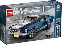 lego Ford Mustang (10265