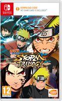 Namco Bandai naruto ultimate ninja storm trilogy (code in the box
