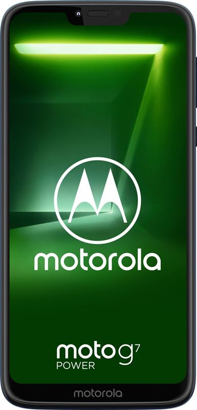 Motorola moto g⁷ power 64 GB / ceramic black