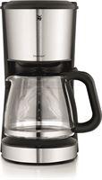 WMF Bueno Koffiezetapparaat met glazen aromakan 04.1225.0011