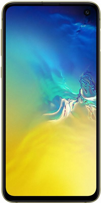 Samsung Galaxy S10e 128 GB / canary yellow / (dualsim)
