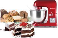 Magnani Keukenmachine Rood 1000W