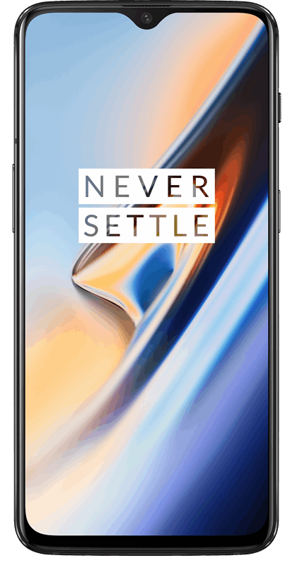 OnePlus 6T 128 GB / midnight black / (dualsim)