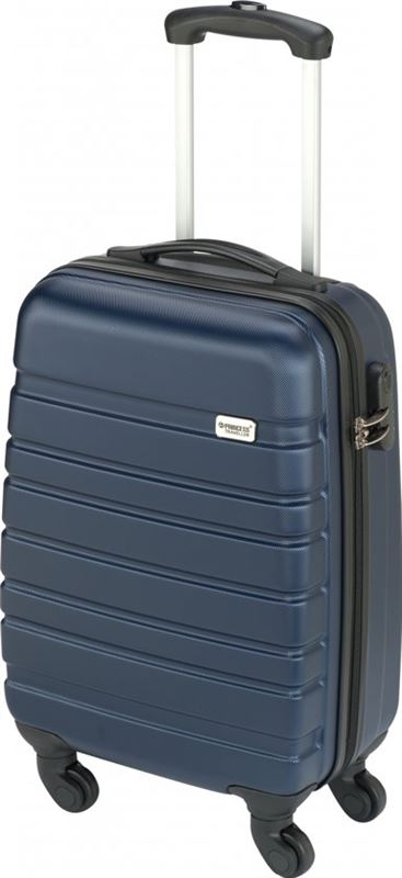 a1f60cb75d5 Princess Traveller Singapore Handbagagekoffer - 55cm - Dark Blue